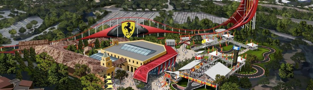 ferrari land d couvrez le parc ferrari de portaventura 2018 billets promos s jours etc. Black Bedroom Furniture Sets. Home Design Ideas