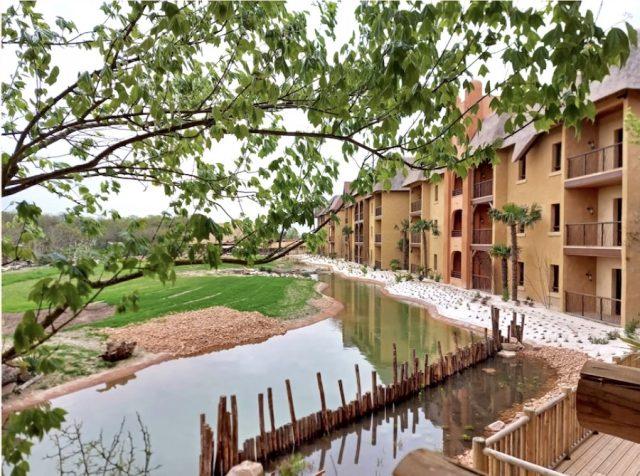 L'hotel Le Pal Savana Reserve, nouveauté 2021 du Pal, vue extérieure
