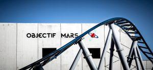 nouveau grand-huit au futuroscope : Objectif mars