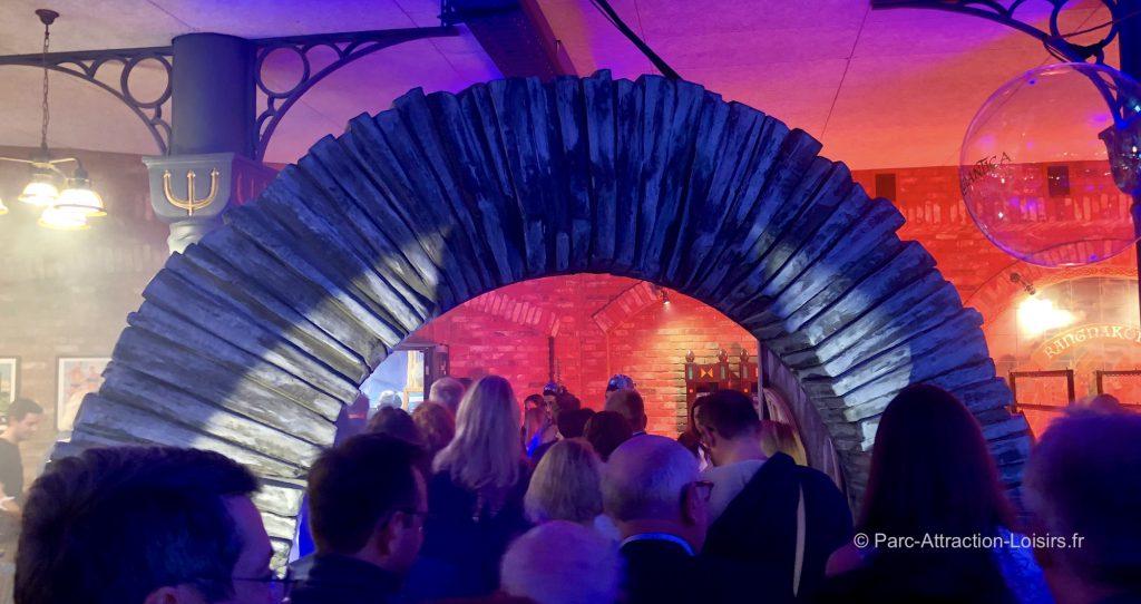 arche inauguration rulantica