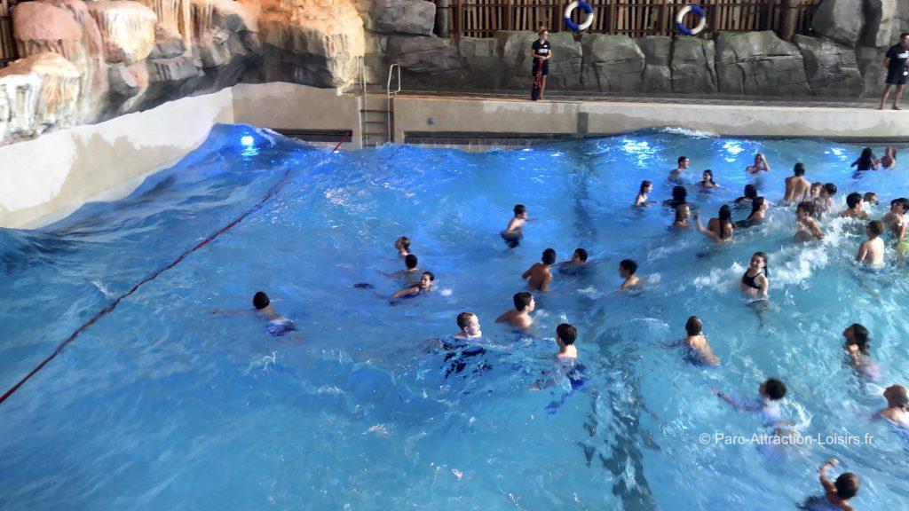 piscine à vague rulantica surf fjord