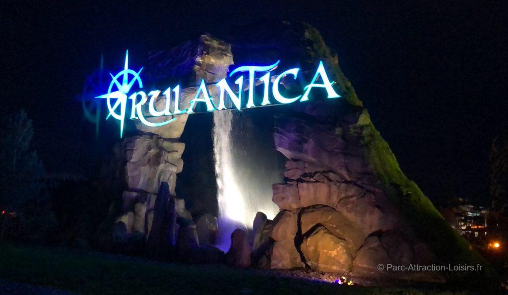 entree rulantica parc aquatique Europa parc