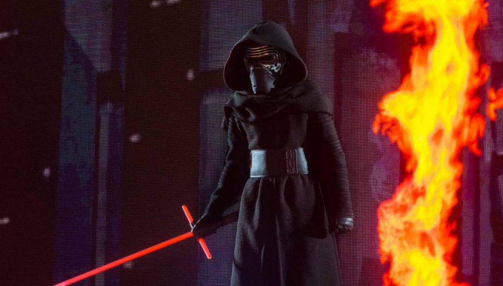 rencontre kylo ren disneyland paris star wars saison force