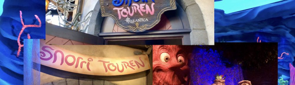 attraction Snorri Touren en video Europa Park