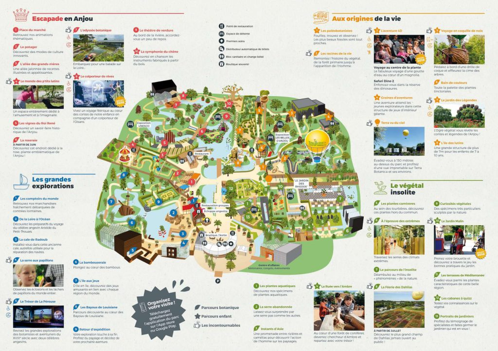 plan terra botanica attractions
