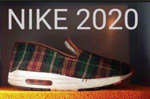 La mode sport printemps 2020 chez Nike : humour et blague pantoufle nike confinement