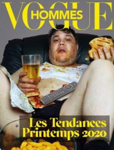 homme pizza crade biere confinement 2020