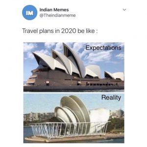 vacances ete sydney version covid blague