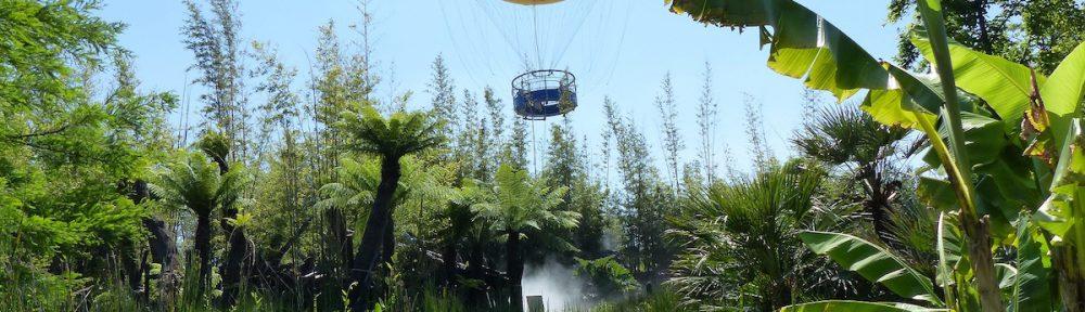 parc terra botanica ballon