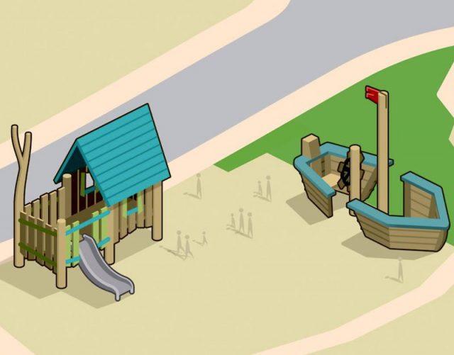 parc pour enfants petit poilu au parc spirou nouveau en 2020