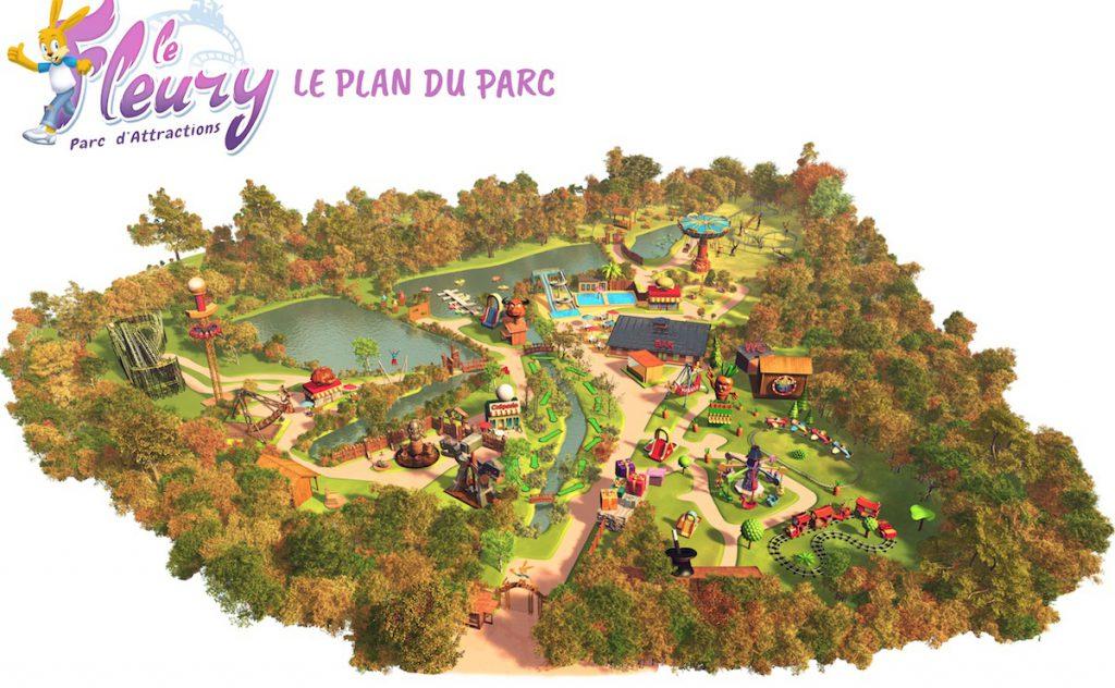 PlanParc Le Fleury 2020