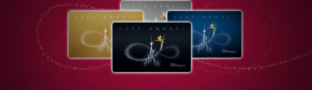quel pass annuel choisir Disneyland paris