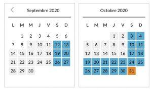 Date ouverture Parc Petit Prince automne
