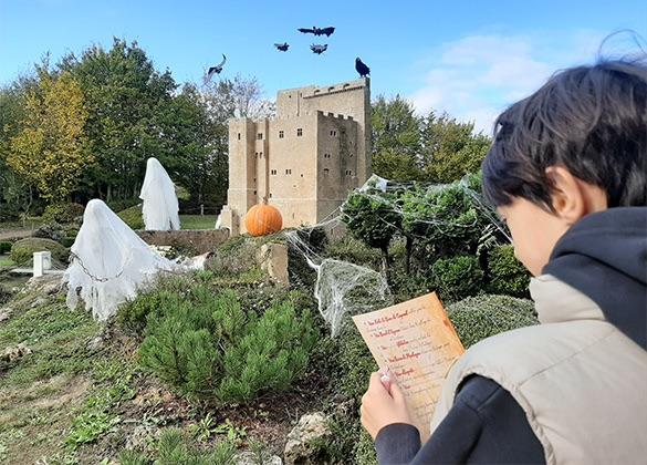 date ouverture france miniature pour halloween et la toussaint