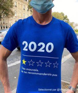 2020 année mal notée