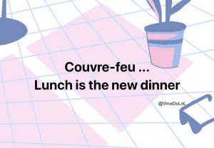 lunch is the new dinner