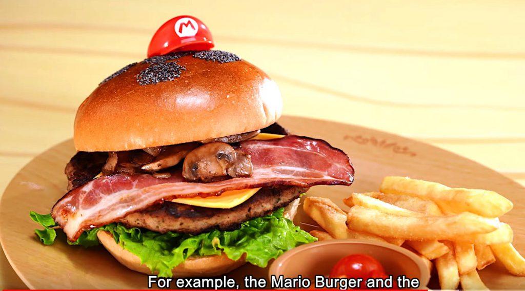 burger mario restau