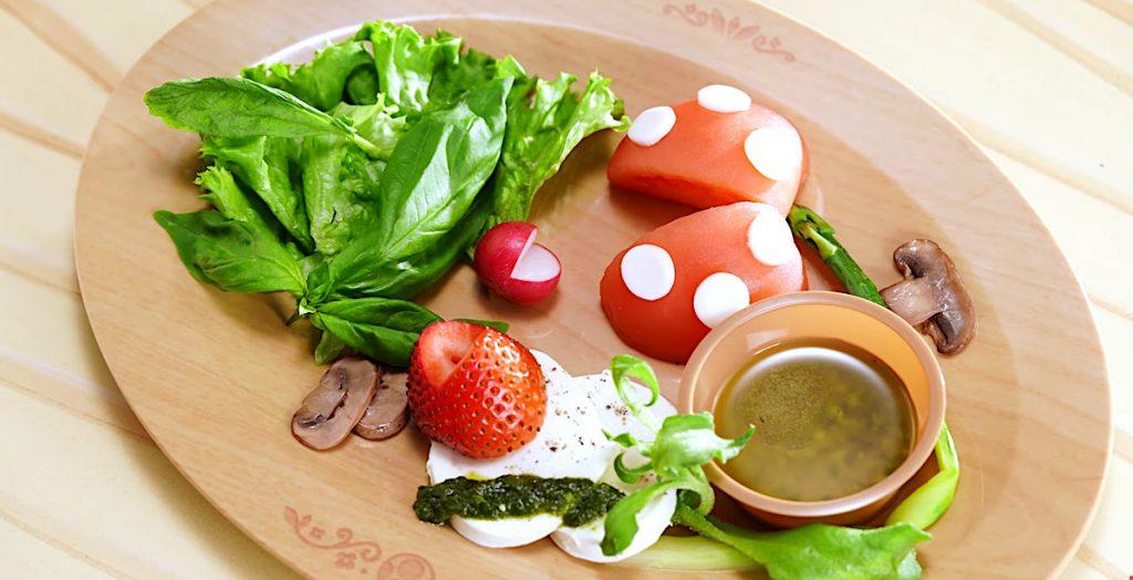 salade mario restau