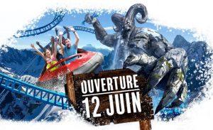 date re-ouverture parc nigloland en 2021 avec nouveauté Krampus Expedition