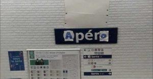 humour covid la station opera devient apero