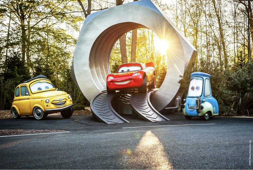 attractions disneyland paris 2021 cars