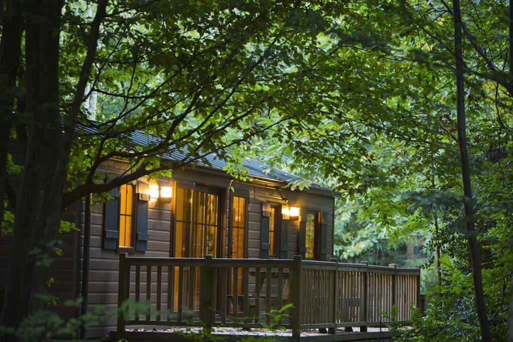 bungalow david crockett ranch parc disney