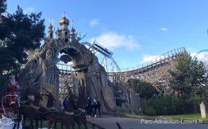 Photo Europa-Park Noel coaster