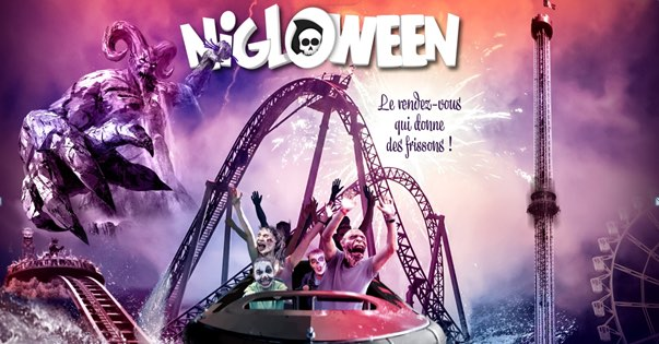 Halloween à nigloland : Nigloween