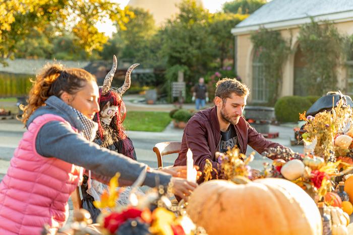terra botanica ouverture hallowee vacances toussaintn